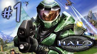 Halo Combat Evolved - Parte 1: Master Chief Boladão [ Xbox One - Playthrough PT-BR ]