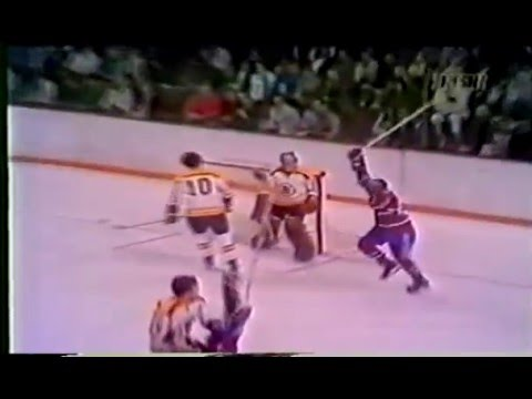 Canadiens vs Bruins - Game 7 1971