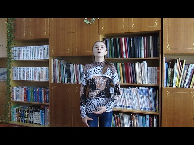 Изображение предпросмотра прочтения – ОльгаПолеева читает произведение «Песнь о вещем Олеге» А.С.Пушкина