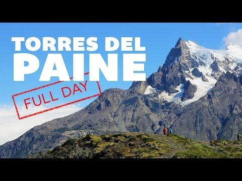 Torres del Paine recorrido Full Day - Chile - GoCarlos