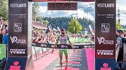 IRONMAN FINLAND LAHTI 70.3 2019 RACE HIGHLIGHTS