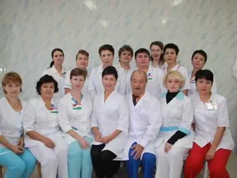 Коллектив ГБУЗ РБ Городская больница № 3 г.Стерлитамак, РБ