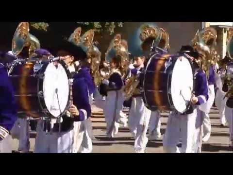 University of Northern Iowa Homecoming Parade 2015