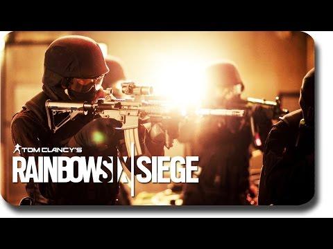 Rainbow Six: Siege ► Suburban Shakedown