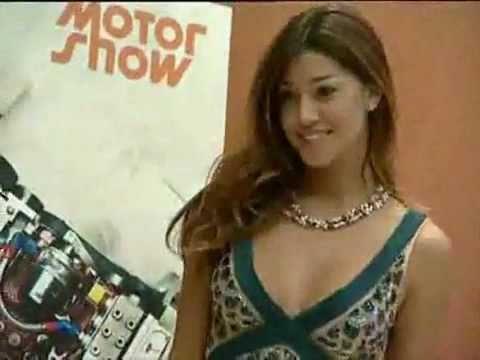 Belen Rodriguez madrina al Motor 2008  By Sandro Matocci