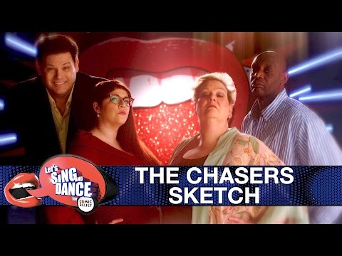The Chasers 'Movie' sketch - Let's Sing and Dance for Comic Relief 2017: Finale Preview - BBC One