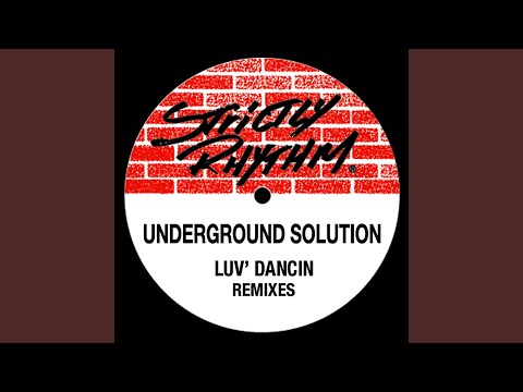 Luv Dancin' (feat. Jasmine) (Final Solution Mix)