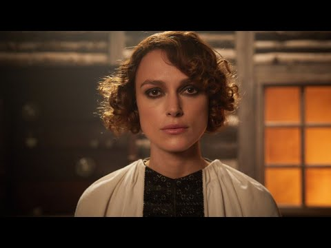 Film show: Keira Knightley plays Colette in biopic of France's most famous female writer