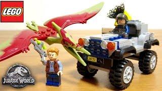 7月に映画ジュラシックワールド 炎の王国 が公開されるのでレゴも発売...