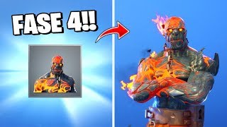 How to Unlock Prisoner PHASE 4 - Skin Nevada Fortnite: battle royale!!