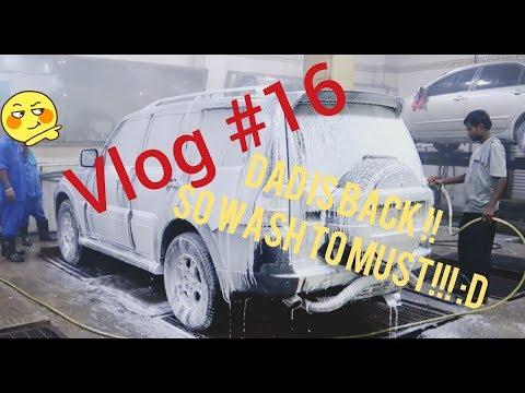 Found the best Car Wash Station in Abu Dhabi | Jaber Dada | Vlog #16