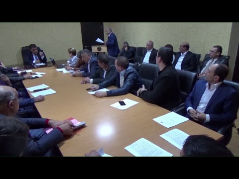 Չարենցավան համայնքի ավագանու նիստ, 20.11.2017թ.