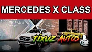 MERCEDES X class         / mercedes-benz / autos
