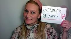 Video 537 ORDBØKER PÅ NORSK Karenses anbefalinger