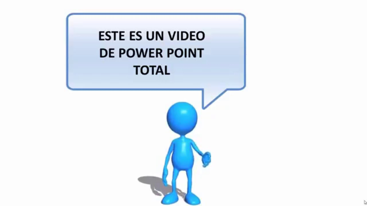 .muñecos animados en power point animated characters in power point