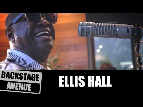 Ellis Hall - The Ambassador of Soul - Interview on Backstage Avenue