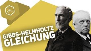 Gibbs - Helmholtz - Gleichung und Entropie