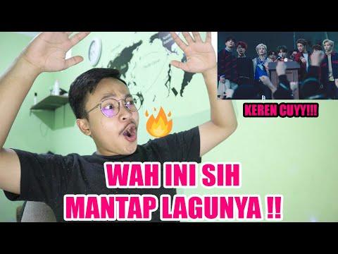 STRAY KIDS - MIROH MV REACTION ( LAGU NYA MANTUL ABIS!! )