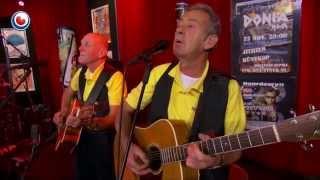 Folk en Shantykoor Rolling Home yn Noardewyn Live Omrop Fryslân