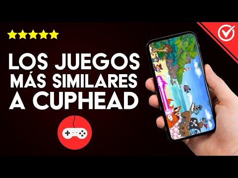 Los Juegos más Similares o Parecidos a Cuphead para Android, PS4 o PC