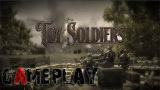 Toy Soldiers Gameplay (PC/HD)