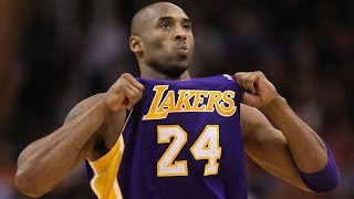 Kobe Bryant's Top 10 Dunks Of His Career Video