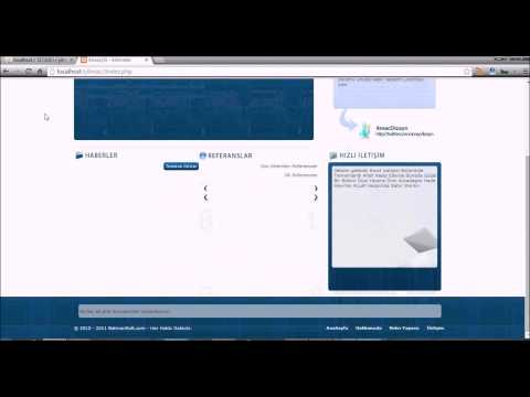 Yılmazsoft Ofis-Firma Scripti Kurulumu - Php Scriptler - Script Kurulumu