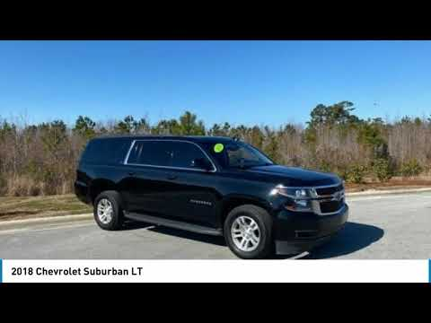 2018 Chevrolet Suburban Lt For Sale In Swansboro Nc Sp1947a Youtube