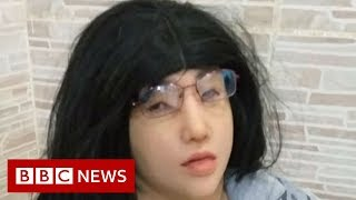 Brazil inmate disguises as daughter in escape bid - BBC News