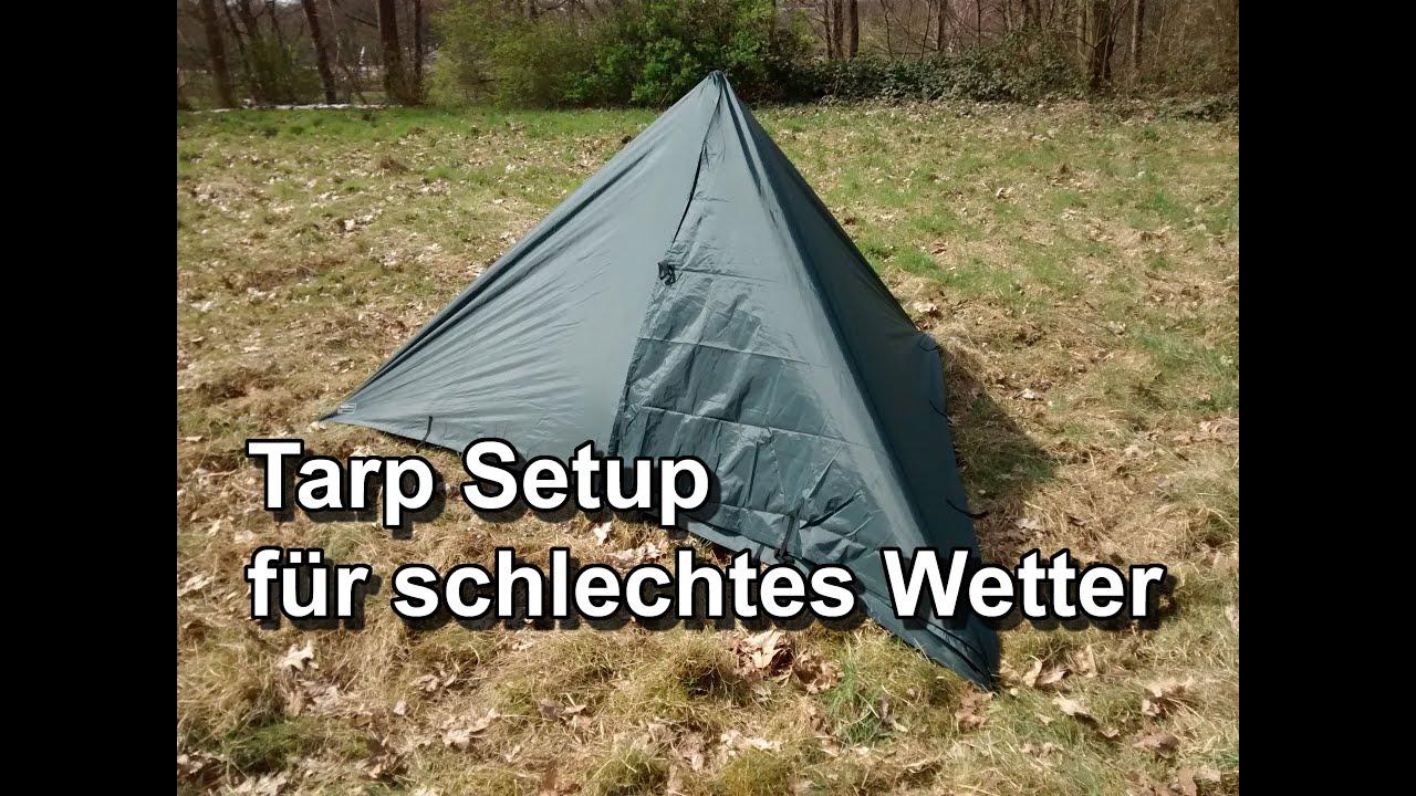 Wetter Tarp