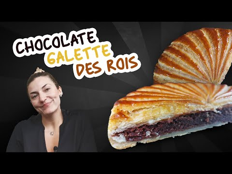 how-to-fail-making-chocolate-galette-des-rois-|-king-cake-recipe