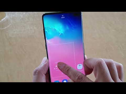 Samsung Galaxy S10 / S10+: How To Add A Weather Widget To Home Screen
