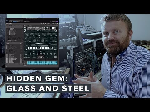 Hidden Gems: Glass and Steel