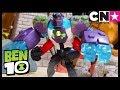 Ben 10 Toys | Omni-Enhanced Four Arms & Steam Smythe | Cartoon Network