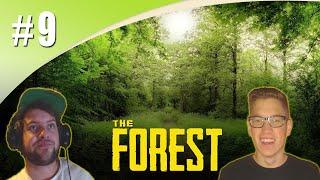 Nog Een Keer De Cave In! - The Forest #9 Co-Op (Seizoen 2)