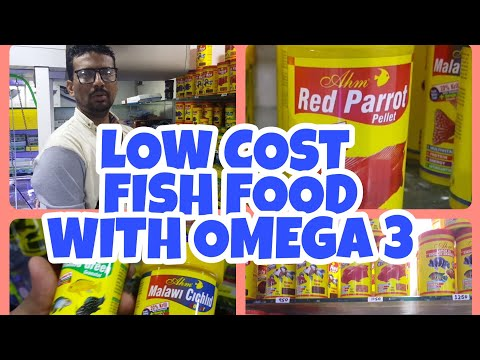 LOW COST MEDICATIONS FISH FOOD | BEST FISH FOOD AT LOW PRICE