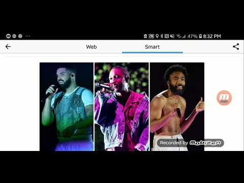 Grammys: Drake, Kendrick Lamar and Childish Gambino Declined to Perform, Producer Says Mp3