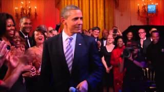 SWEET HOME CHICAGO - Obama, BB King, Buddy Guy, Mick Jagger, Jeff Beck thumbnail
