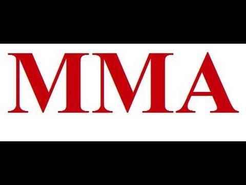MMA jingles