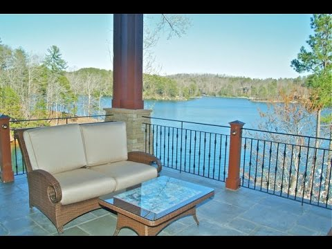 The Cliffs at Lake Keowee - Lake Keowee Luxury Homes for Sale - South Carolina
