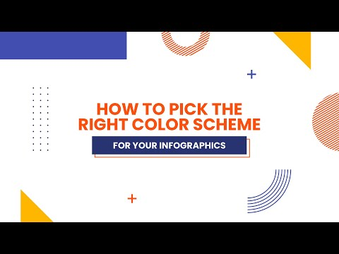 How to Pick the Right Color Scheme for Infographics