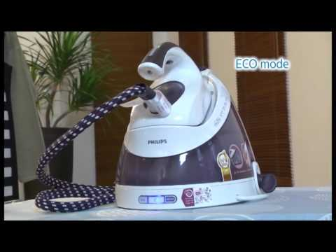 Philips PerfectCare Aqua Steam Generator Iron (EN)