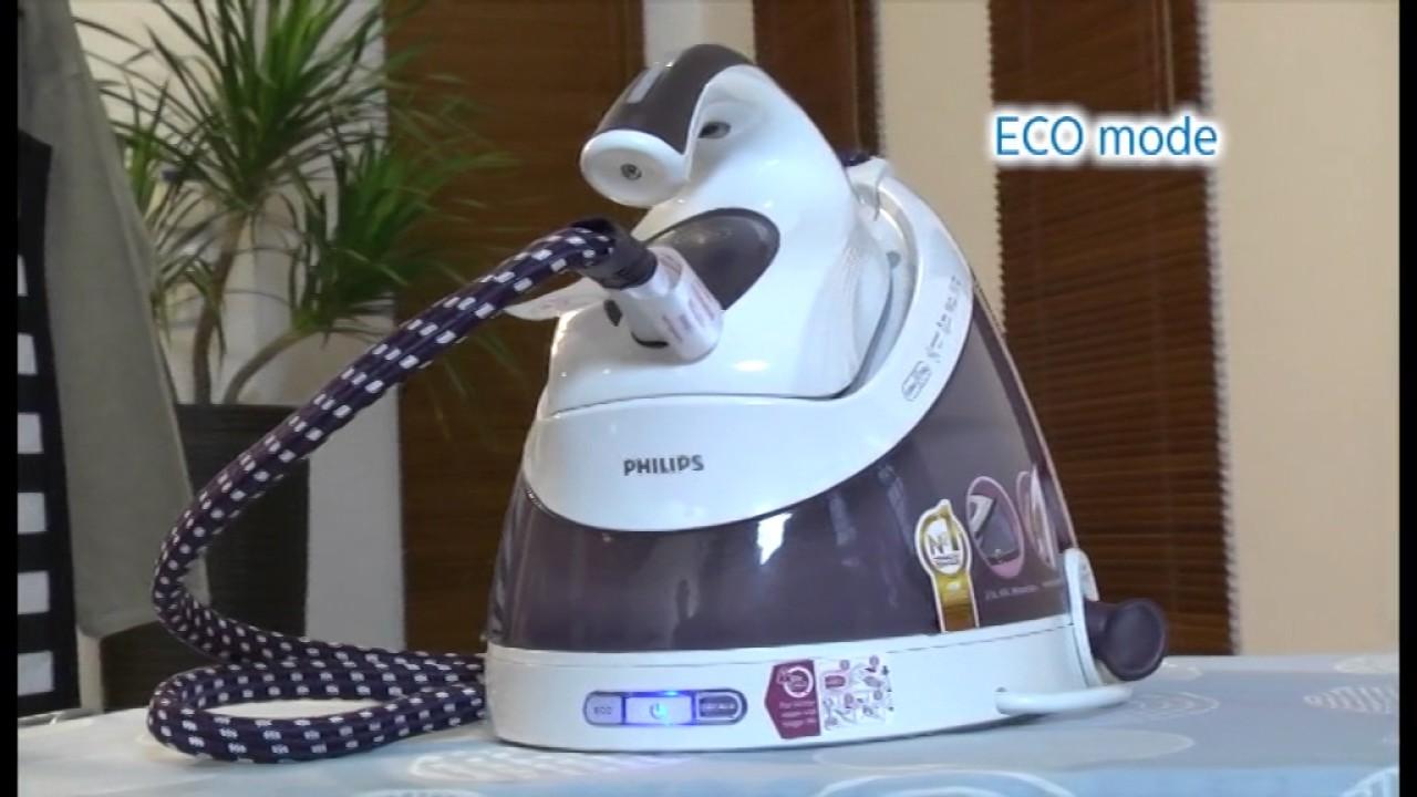 Philips PerfectCare Aqua Steam Generator Iron (EN)