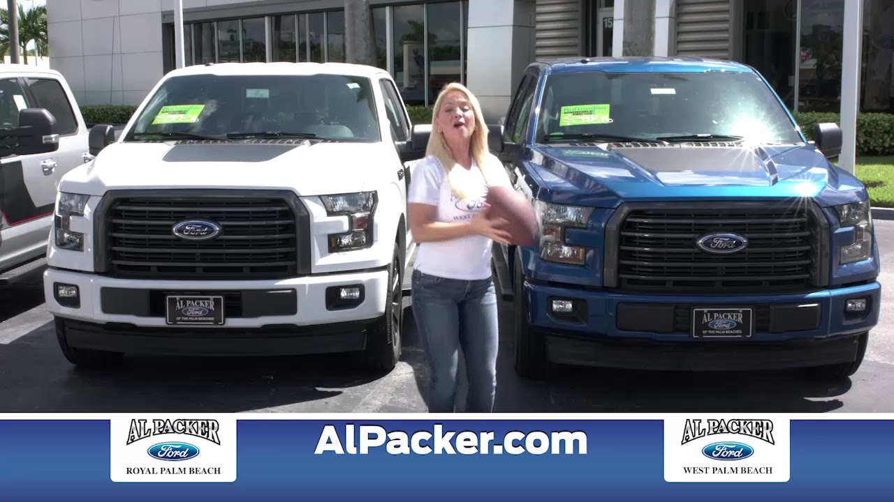 Ford West Palm Beach >> Monday Night Party At Al Packer Ford West Palm Beach Youtube