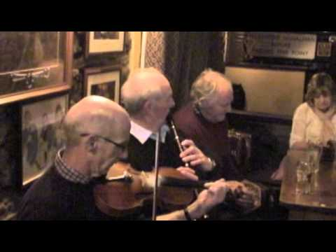 Trad music session from Railway Tavern, Camp, Co. Kerry