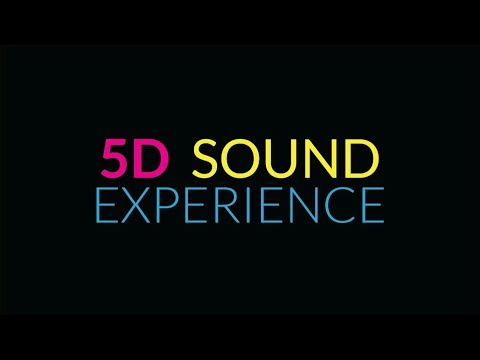 World's first and Most listen 👂 4D sound