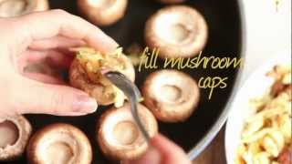 Stuffed Mushrooms - Finger Food Recipe - Allrecipes.co.uk