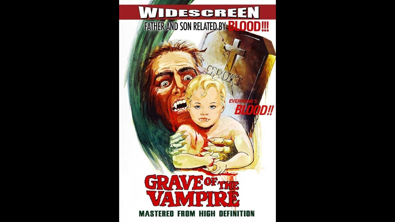 Download Grave of the Vampire 1972   Full Movie