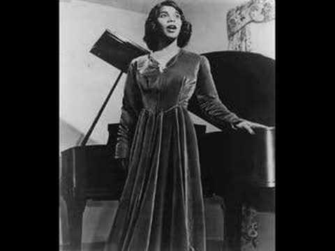 Casta Diva by Marian Anderson