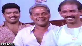 Aalayal Thara Venam - Masala Coffee | Malayalam Song Mix | Troll Video
